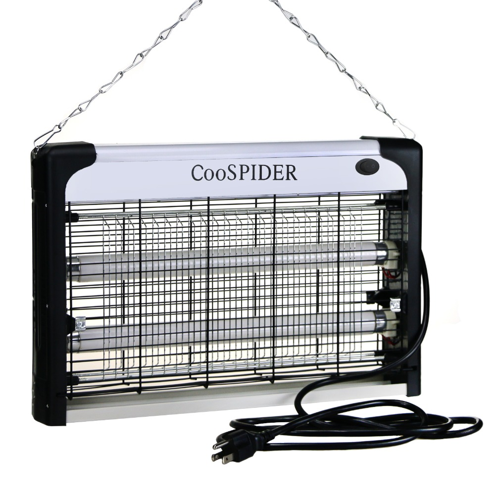 Electronic Bug Zapper Insect Killer Mosquito Fly Moth Wasp Beetle & other pests Machine for Indoor Residential & Commercial 110V