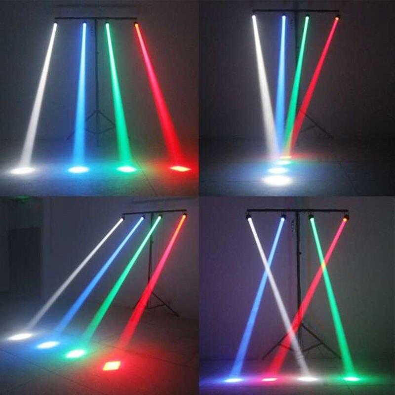ZjRight 5W Mini LED Pinspot Εφέ Φως Στάδιο Spotlight - Εμπορικός φωτισμός - Φωτογραφία 6