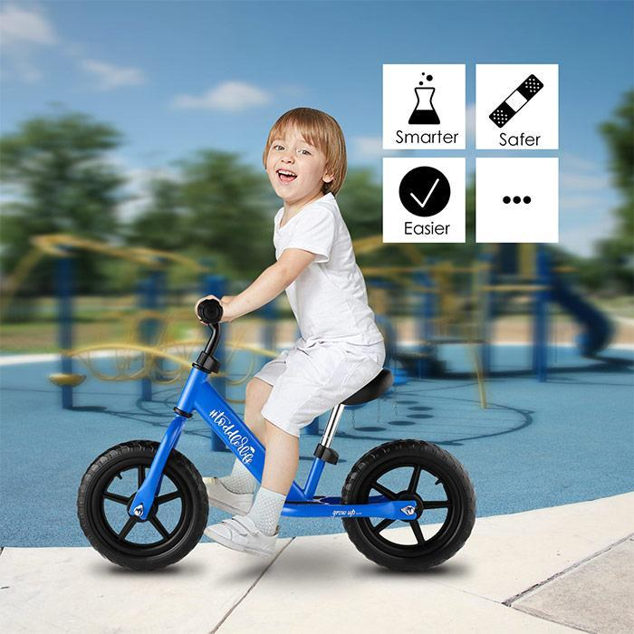 HTB10 CNzA9WBuNjSspeq6yz5VXaq ANCHEER Child Balance Bike Kit Toddler bicicleta Balance Bikes Bicycle Children Walker No Foot Pedal bisiklet girls boys Scooter