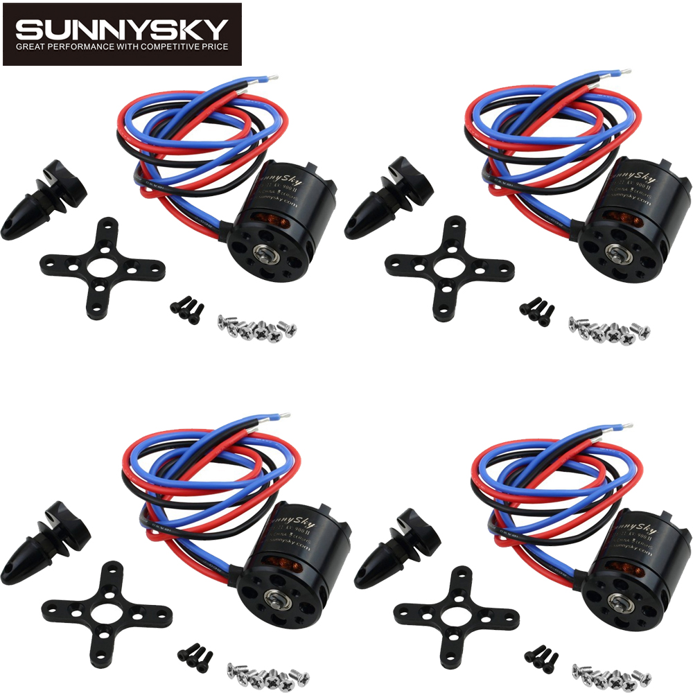 4set/lot Sunnysky V2216 900KV/800KV/650KV Brushless Motor for 4-axis Multiaxial Quadrocopter Multirotor Hexa Aircraft headset bullet usb otg compatible android smartphones digital camera