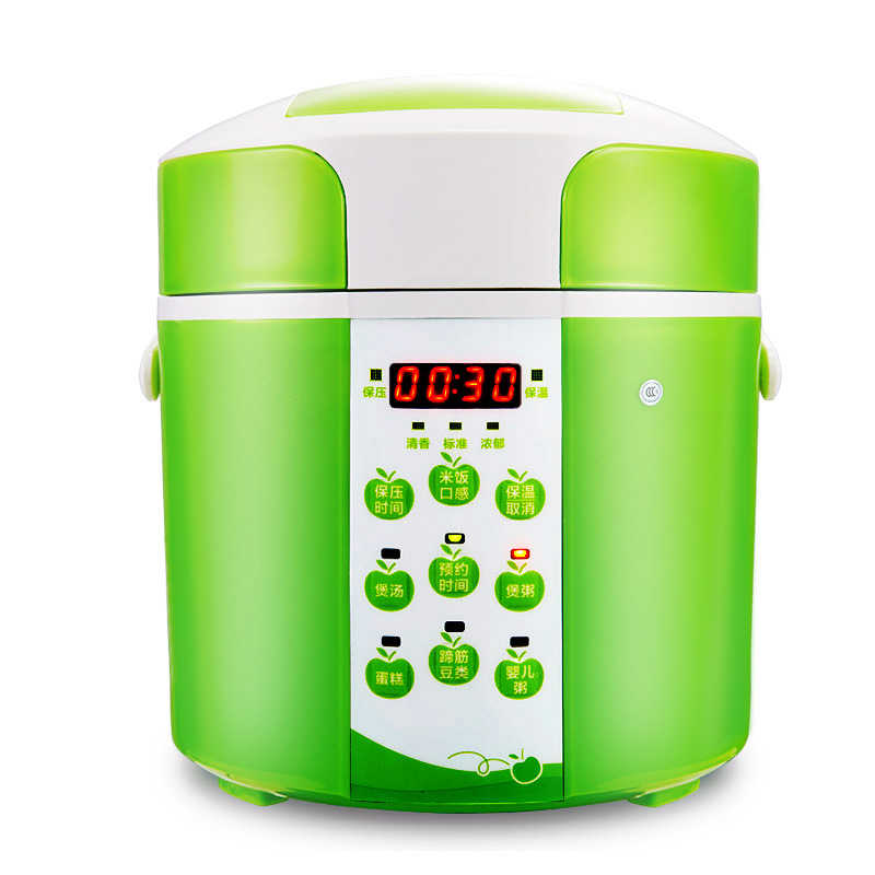 DMWD 2L נייד רב תכליתי סיר לחץ חשמלי אינטליגנטי סיר אורז מרק סיר עוגת יצרנית 24 H עיתוי 220 V