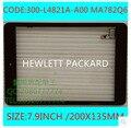 New 7.9 polegadas capacitivo tablet touch screen 300-L4821A-A00 MA782Q6 preto frete grátis