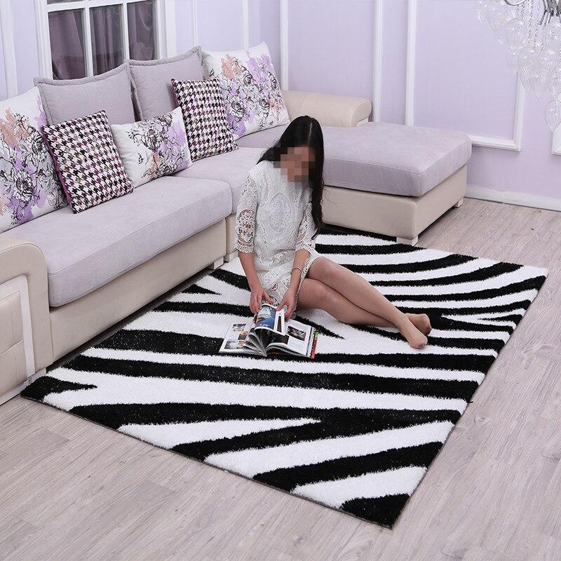 2018 Polyester tapis table basse chambre salon tapis jardin enfants tapis ordinateur chaise pivotant coussin décoration de la maison