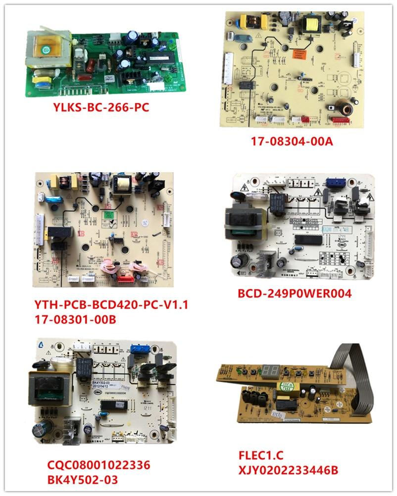 YLKS-BC-266-PC|17-08304-00A YTH-PCB-BCD436-PC-V0.1|YTH-PCB-BCD420-PC-V1.1|BCD-249P0WER004|CQC08001022336|XJY0202233446B FLEC1.C