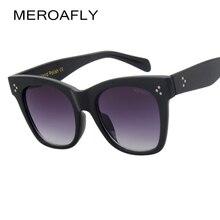 MEROAFLY Cheap Ladies Retro Rivet Sunglasses Women Fashion Brand Design Vintage Sun Glasses For Female Stylish Glasses UV400