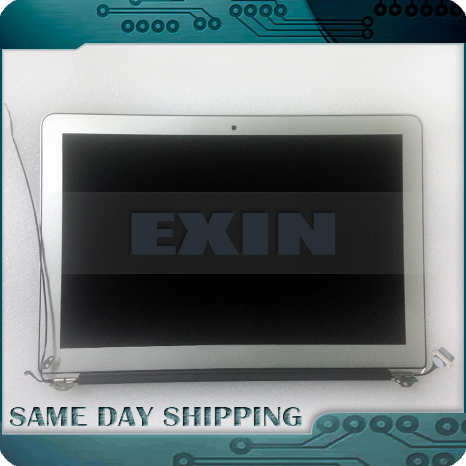NEW LCD Assembly for MacBook Air 13 A1369 A1466 LCD LED Display Screen Full Assembly 2010 2011 2012 MC503 MC965 MD508 MD231 original new space grey silve laptop a1706 lcd assembly 2016 2017 for macbook pro retina 13 a1706 lcd screen assembly mlh12ll a