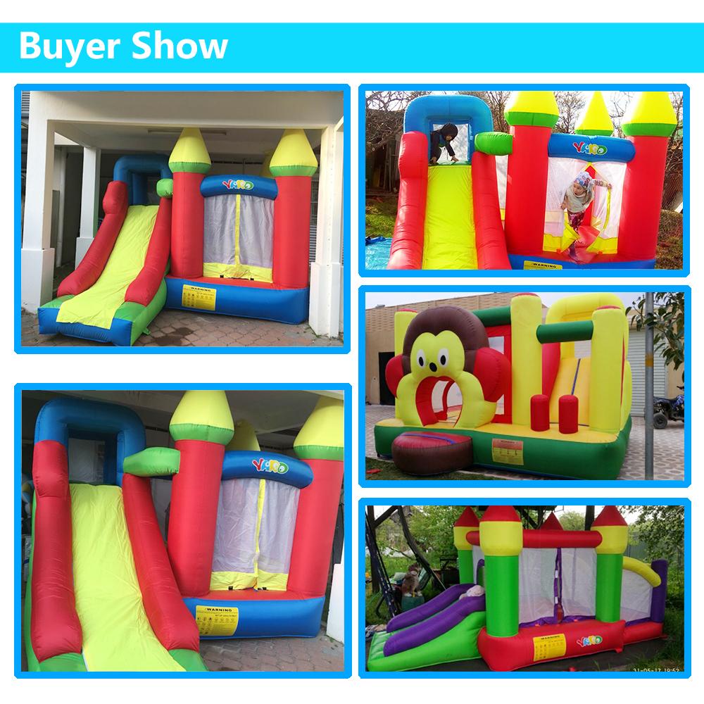 Slides Stop118 House Children's 16