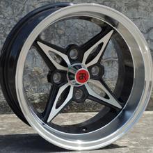14 дюймов 14x8,0 4X114,3 ET-5 автомобильные легкосплавные колесные диски