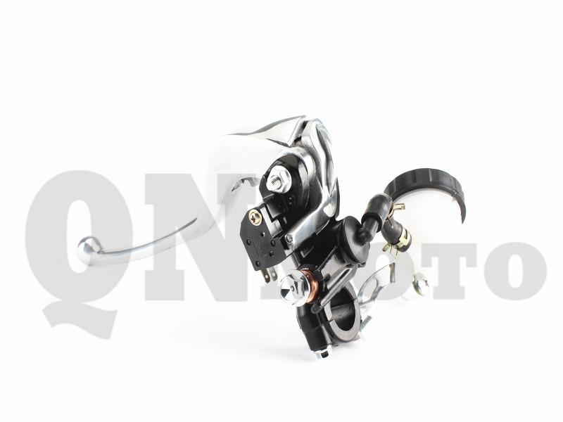 1 pcs Motorcycle Front Brake Master Cylinder Lever For Y A M A H A  FZ600 FZ700 FZ750 FZR600 FZR750 FZR1000 motorcycle front brake master cylinder brake lever