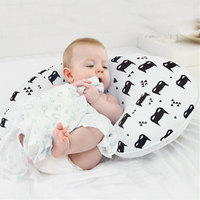 U type Baby Breastfeeding Pillow Multi function Soft Care Pillow Pregnant Women Feeding Pillow Maternal And Child Supplies