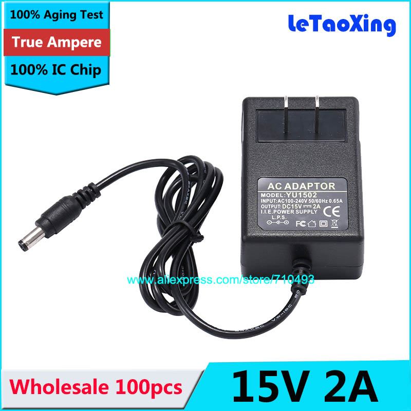 High Quality Dc 15v 2a Adapter Converter 15v Switching