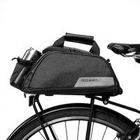 11L ROSWHEEL 141472 Mountain Road Bike Fiets Achterbank Rack Trunk Bag Pack Pannier Carrier Schoudertas Handtas