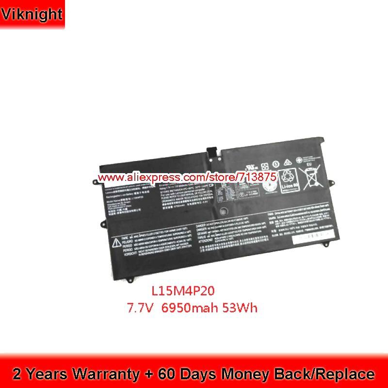 Original L15M4P20 L15S4P20 Laptop Battery for LENOVO YOGA 900S 900S-12ISK-6Y75