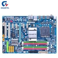 Gigabyte GA EP45T UD3LR Motherboard For Intel P45 DDR3 USB2.0 16GB LGA 775 EP45T UD3LR Desktop Mainboard Systemboard Used