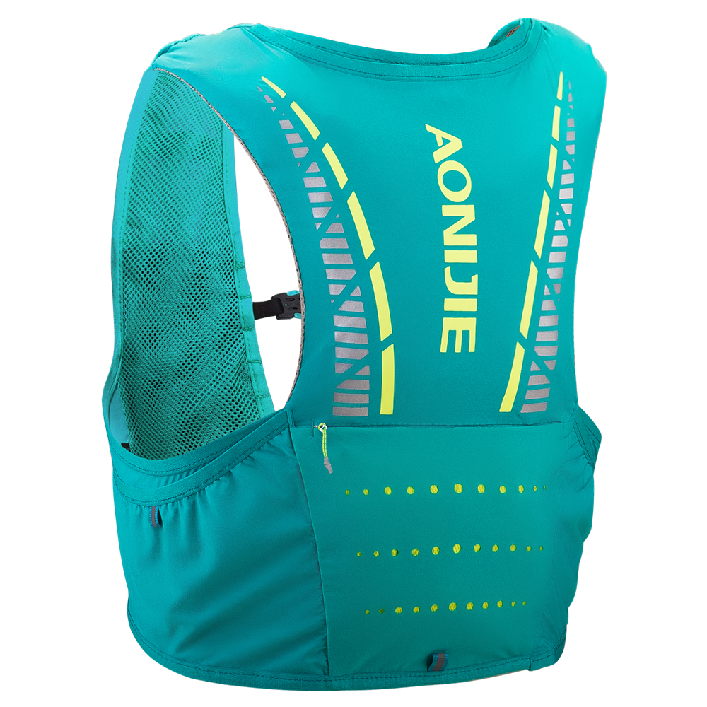 Breathable Running Vest Mesh Hydriton Vest Outdoor Emergency Blanket Vest Cycling Marathon Camping Climbing Rucksack Bag Gift in Hiking Vests from Sports Entertainment