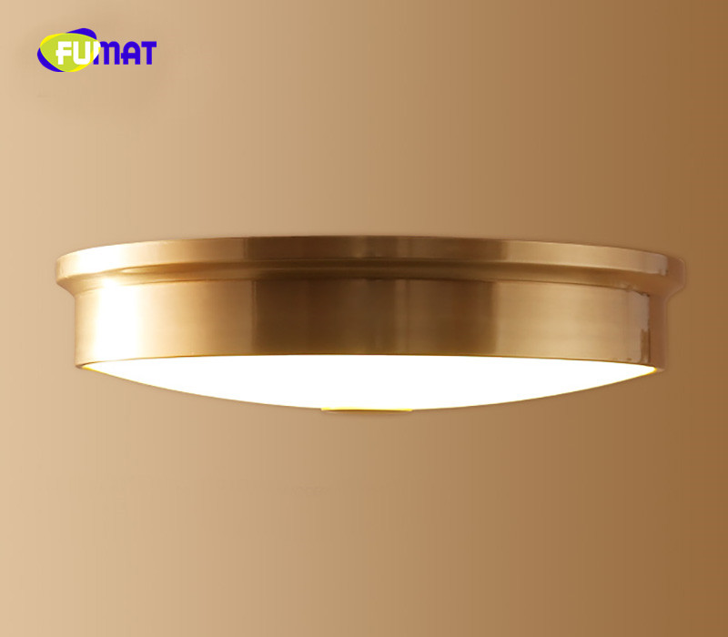 Brass Ceiling Light 13