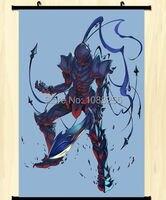 Fate Zero Emiya Kiritsugu Wall Poster Scroll Home Decor Anime Cosplay