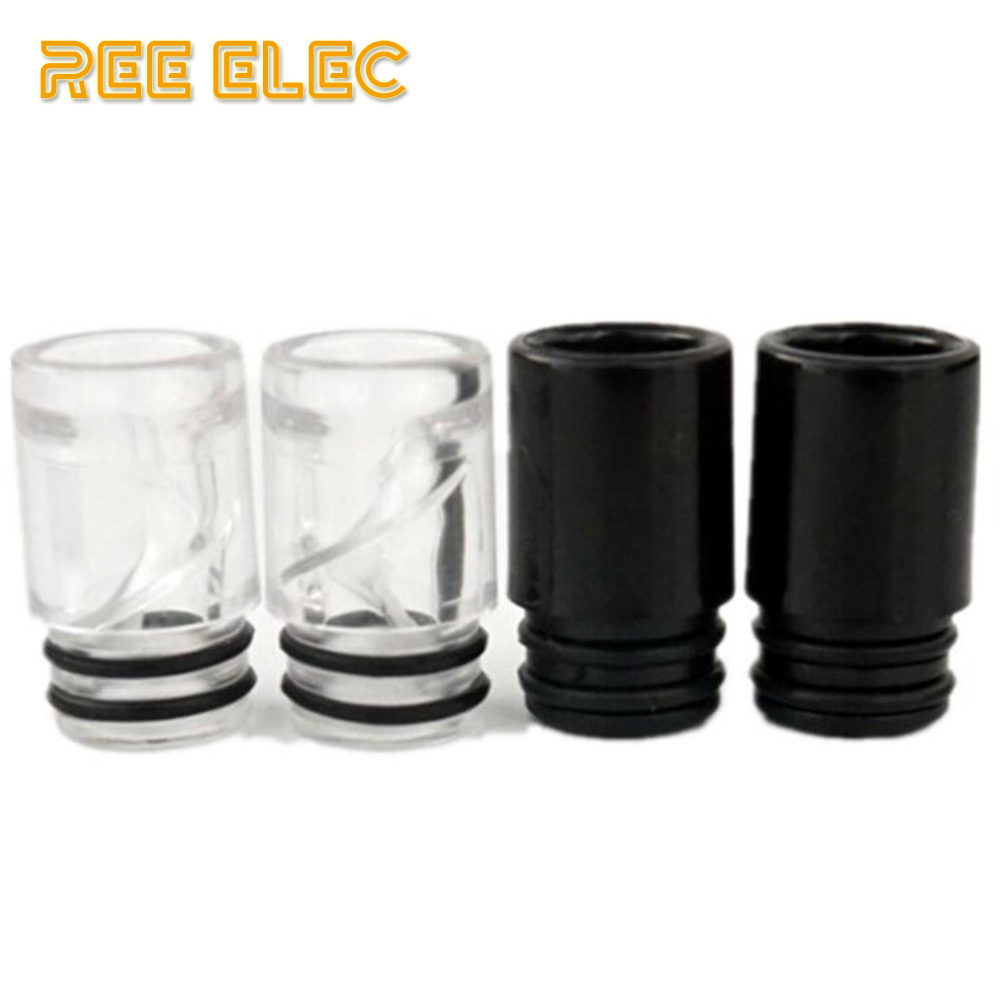 510 Drip Tip For RDA RBA RTA Atomizer Tank Drip Tips 510 Electronic Cigarette Vape Pen Accessories Mouthpiece