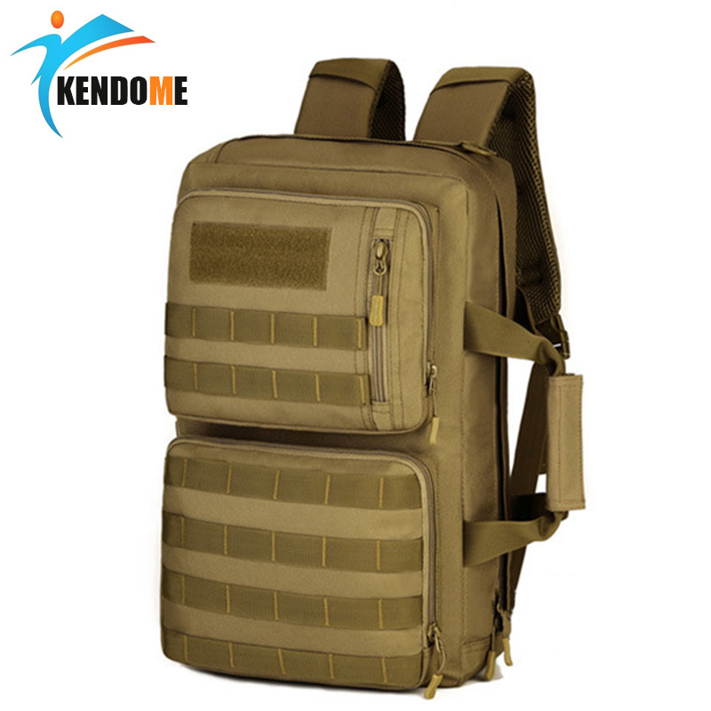 K D Outdoor Military Army Tactical Backpack Molle waterproof camouflage Rucksack Pack Hunting Sports Hiking Camping