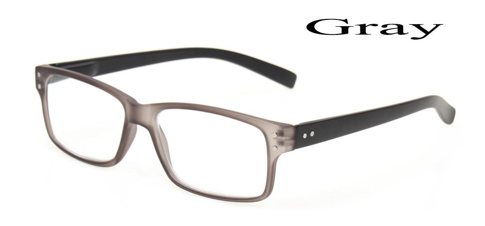 2975ab2e1 Nºالمألوف البلاستيك الإطار المعدني معبد القراءة نظارات عالية الجودة ...