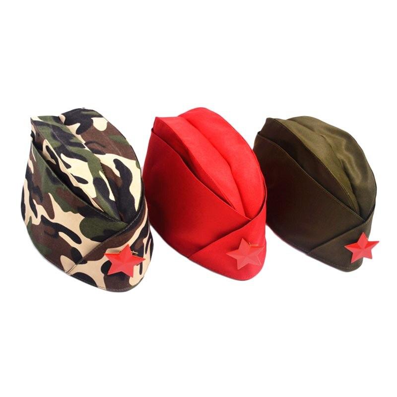 mode-militaire-chapeau-russe-armee-casquette-vert-camouflage-badge-femmes-hommes-marin-scene-performance-cosplay-chapeaux-chinois-bateau-casquette-lb