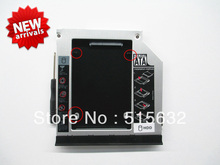 new improved version 2nd 9.5mm Hard Disk Caddy for Dell Latitude E6420 E6520 E6320 E6430 E6530 E6330
