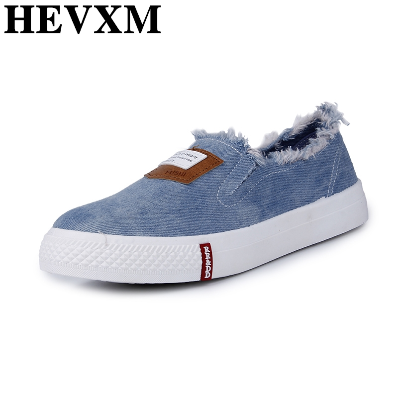 HEVXM 2018 Autumn New Canvas Shoes Ladies Korean Version Of The Tide Stripe Shallow Mouth Flat Shoes Women'S Foot Cloth Shoes виниловые пластинки joni mitchell ladies of the canyon
