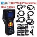 T Código T300 T-300 Programador Chave Auto profissional T 300 Software 2016 V 16.8 Suporte Multi Carros da marca T300 Key Maker 2 cor