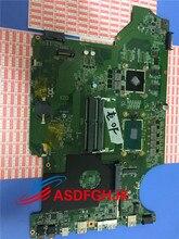 Первоначально для MSI CX62 ge62 материнская плата С CPU I7-6700HQ И GTX960M MS-16J6 MS-16J61 полностью протестированы ХОРОШО