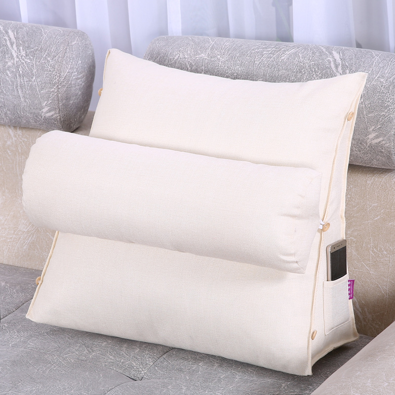 HTB10 JgaXcJL1JjSZFOq6AWlXXao Adjustable Lumbar Cushion Back Support Pillow Cushion Home Office Car Sofa Seat Supports Chair Pillow Sofa Waist Cushion Pillow
