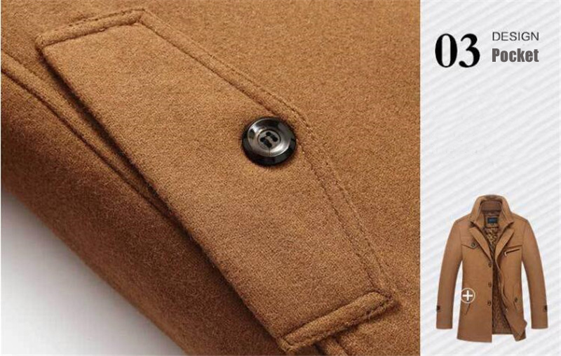 HTB10 KAvuGSBuNjSspbq6AiipXaz Winter Wool Thick Warm Coat Men Fashion Double Collar Windproof Smart Casual Mens Jackets Outwear Long Woolen Coats DropShipping