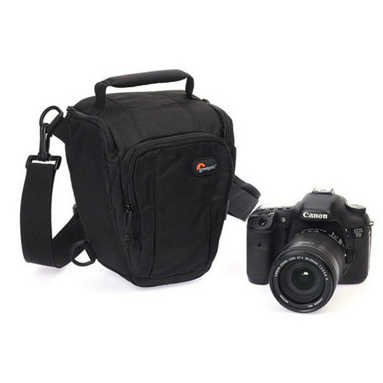 fast shipping Lowepro Toploader Zoom 50 AW High quality Digital SLR camera Shoulder bag With waterproof cover