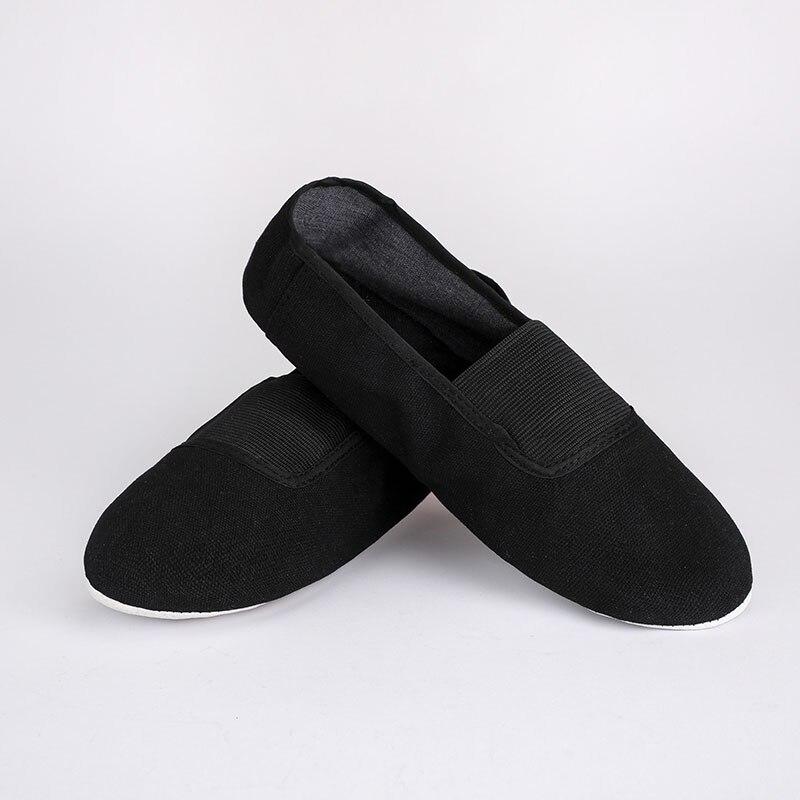 <+>  USHINE EU22-45 Black Upgrade Бодибилдинг Тренажерный зал Учитель Фитнес Йога Балет Танцевальная обув ✔
