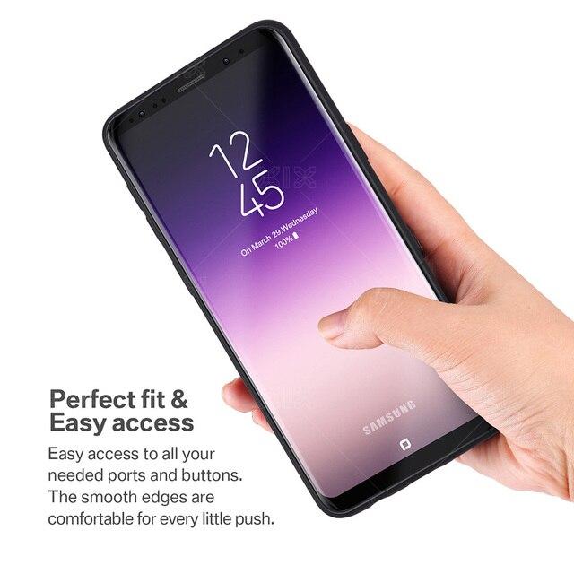 ORAN protection souple TPU pour Samsung Galaxy S8 Cas Filles Africaines pour Samsung S7 Bord Cas Nouveautés pour Samsung Galaxy s8 S9 Plus cas 5
