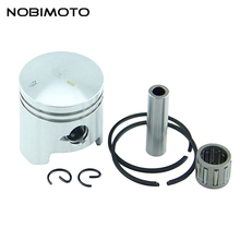40mm Piston Kit Assembly for 2 Stroke 47cc Scooters Moped Pocket Bike HH-132