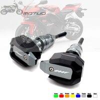 For Honda CBR600F CBR 600F 600 F 2011 2014 Motorcycle Falling Protection Frame Slider Fairing Guard Anti Crash Pad Protector