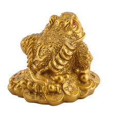 Feng Shui Fortune and Wealth Chinese Frog