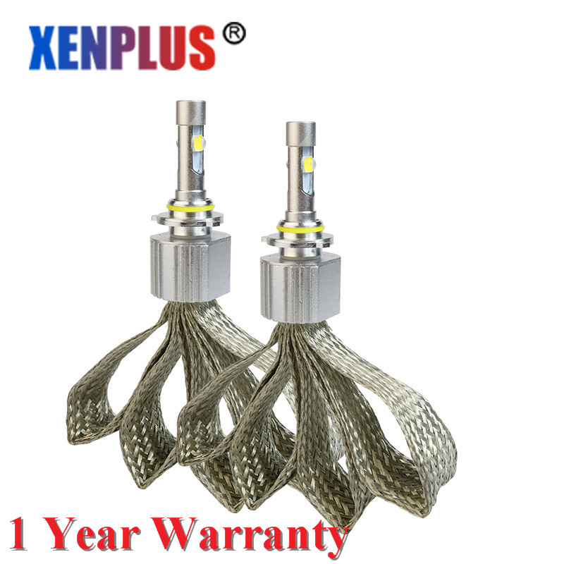XENPLUS Super bright <font><b>Led</b></font> bulbs <font><b>H7</b></font> 110W 13200lm 12V <font><b>Cree</b></font> <font><b>XHP70</b></font> Chips L7 <font><b>LED</b></font> headlights H4 H11 D2S HB3 HB4 9004 9007 H13 lamp image