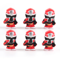 Red Altman children doll model toys gifts classic doll figurines toys Decoration wholesale
