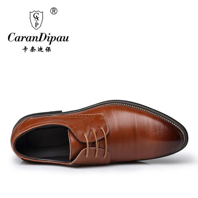 2016 Новый Высокое Качество Натуральная Кожа Мужчины Обувь Башмаки, Бизнес Oxfords Обувь Мужчины Платье Обувь Квартиры платья туфли мужские классические
