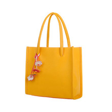 Fashion Elegant Girls Handbags Leather Shoulder 9 Colors Flower