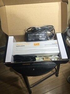 Image 3 - Mini lampka przenośna drukarka A4 mobilna biurowa drukarka termiczna + interfejs USB, mała kompaktowa drukarka termiczna 216mm do laptopa