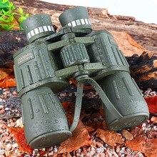 Sale Germany Military binoculars 10X50 professional telescope Tactical powerful binocular lll night vision HD Bak4 scope for hunting