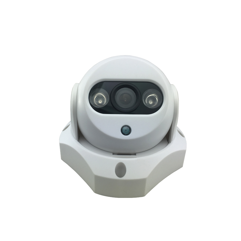 ФОТО Plastic Plastic Dome Lamps P2P onvif 4.0MP HD Network IP Camera IR night vision 12V2A Onivf H.264 P2P Security