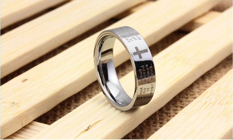 HTB10 OoNVXXXXX3XpXXq6xXFXXXC - Unisex Casual Style Ring With Latin Text
