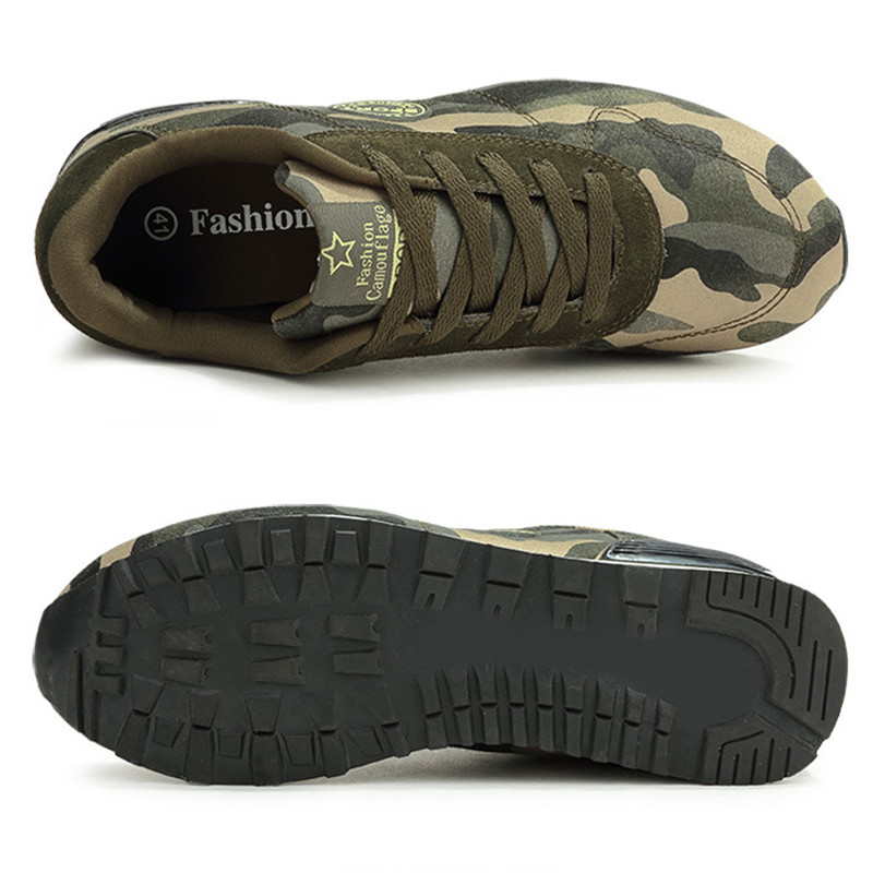 Desert Digital Camouflage Canvas Cross-Trainers 2