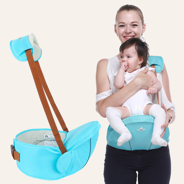 e95645033be New Arrival Baby Hipseat Carrier Front Carry Face-to-face Baby Carrier  Sling Kids Waist Seat 5 Color BD31