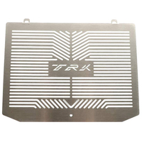 Motorcycle Stainless Steel Radiator Grille Grill Cover Protector Guard For Benelli Trk502 Trk 502