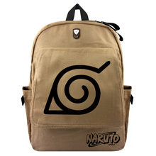 Anime Uzumaki Naruto Backpacks Shoulder Bag Cool Children Rucksack Casual School Bag Bookbag For Teenagers Travel Bag