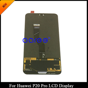 Image 3 - Tested Original Super AMOLED For HUAWEI P20 Pro LCD Display For Huawei P20 Pro  Display LCD Screen Touch Digitizer Assembly